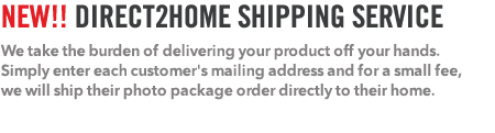 Direct2Home Shipping