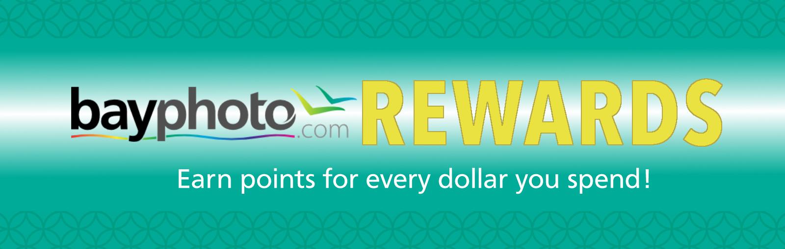 Teal Rewards Logo Banner