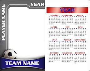 Heavy Metal Soccer Calendar