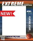 Extreme Basketball Magazine Cover