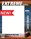 Extreme Football Magazine Cover