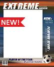 Extreme Soccer Magazine Cover