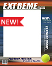 Extreme Tennis Magazine Cover