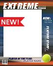 Extreme Tennis Magazine Cover