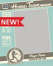 Home Team Baseball Magazine Cover