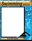 Swimming Magazine Cover