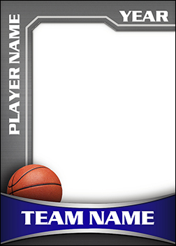 Heavy Metal Basketball Pro Bag Tag