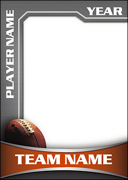 Heavy Metal Football Pro Bag Tag