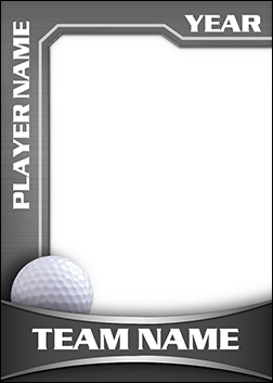 Heavy Metal Golf Pro Bag Tag