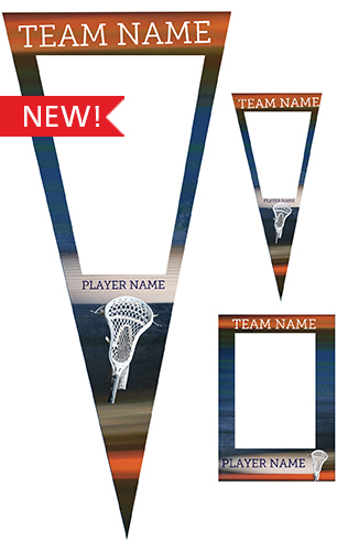 Extreme Lacrosse Pennant Pack