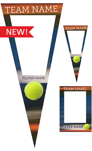 Extreme Tennis Pennant Pack