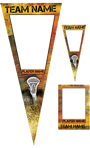 Fierce Lacrosse Pennant Pack
