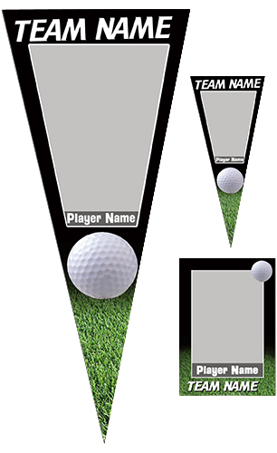 Golf Pennant Pack