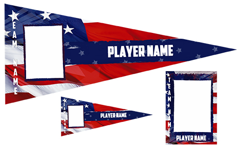 Guts & Glory Pennant Pack