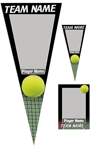 Tennis Pennant Pack