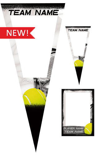 Topspin Pennant Pack