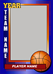 Basketball Pro Bag Tag