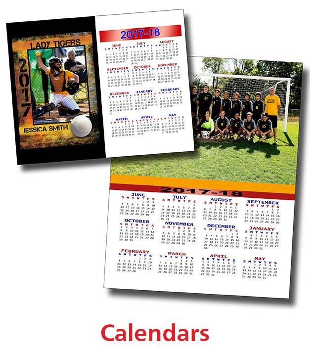 Sports Calendars