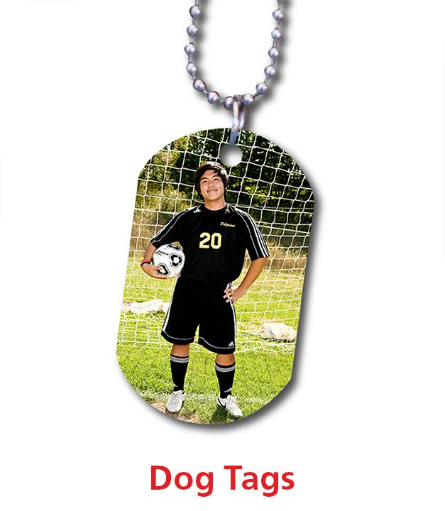 Sports Dog Tags