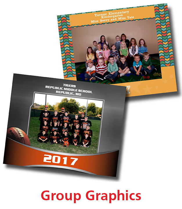 Sports Group Graphics
