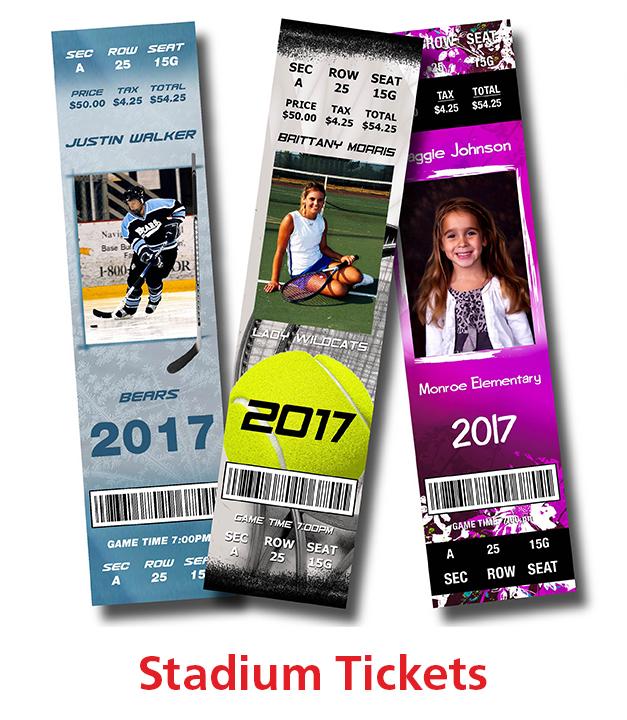 Sports Stadium Tickets