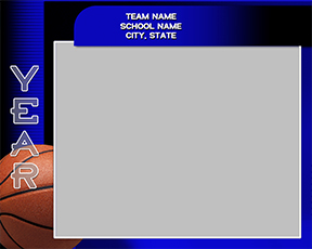 Honeycomb Basketball Group Graphic