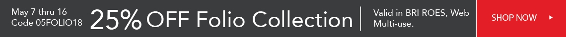 25% Folio Collection