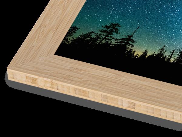 Bamboo Carbonized Frame