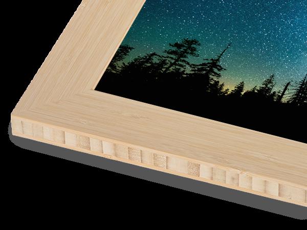 Bamboo Natural Frame
