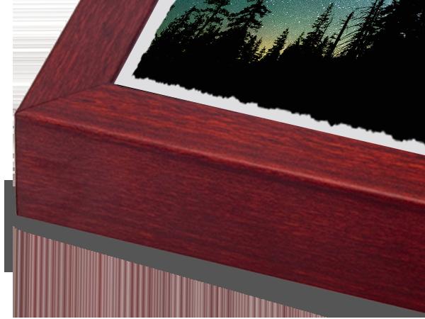 Cherry Box Frame