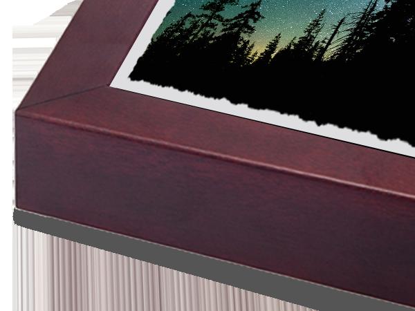 Mocha Box Frame