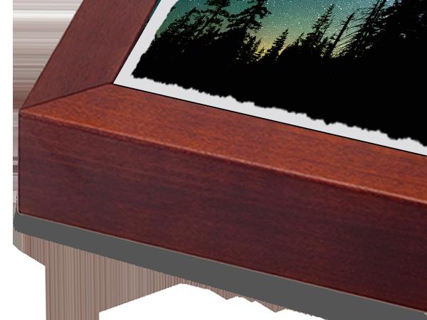 Walnut Box Frame