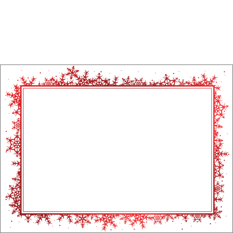 Holiday Foil Stamped Cards Design FL011Ph