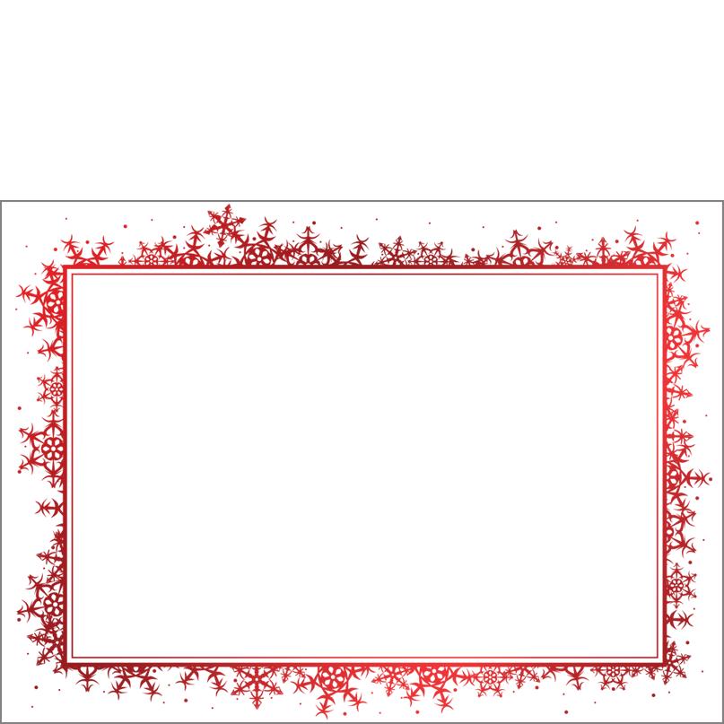 Holiday Foil Stamped Cards Design FL011Ph