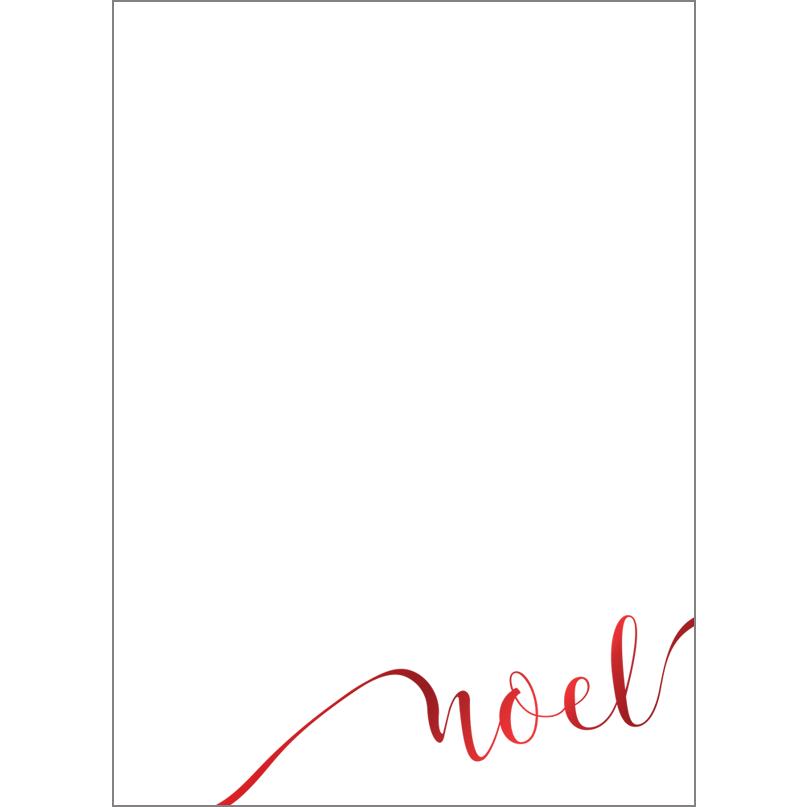 Holiday Foil Stamped Cards Design FL018Pv