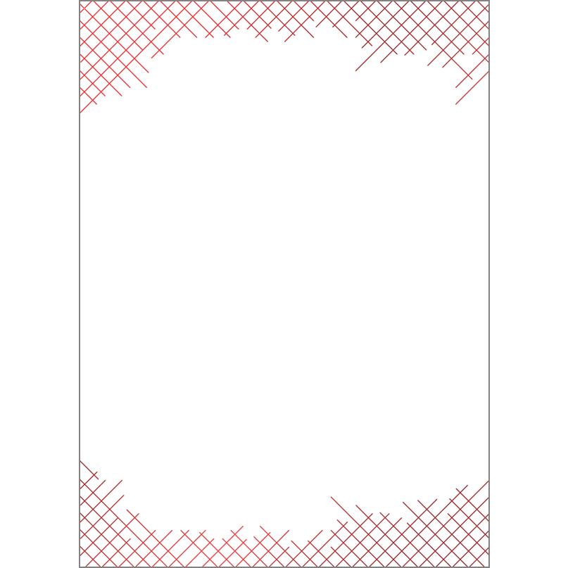 Holiday Foil Stamped Cards Design FL023Pv