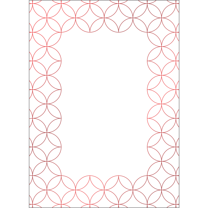 Holiday Foil Stamped Cards Design FL024Pv