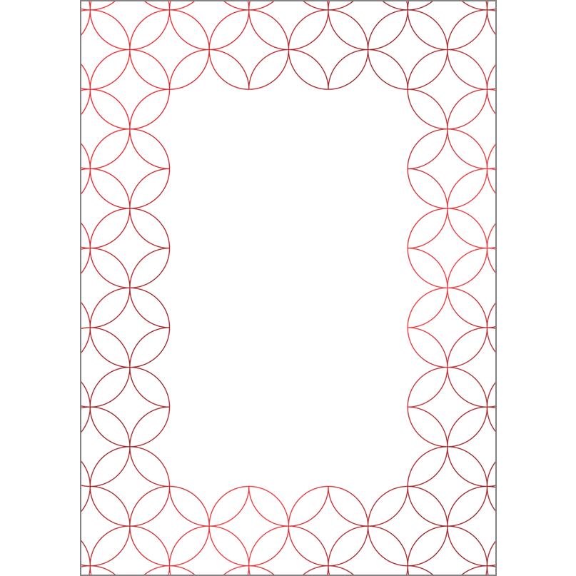Holiday Foil Stamped Cards Design FL024Pv