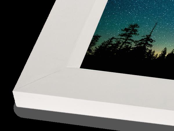 Bevel White Gallery Series Frame