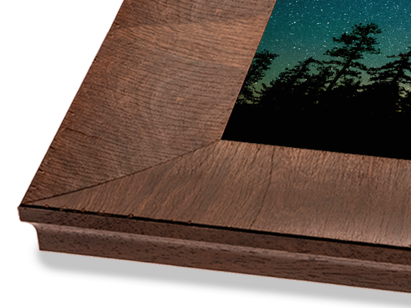 CrossGrain Light Gallery Series Frame