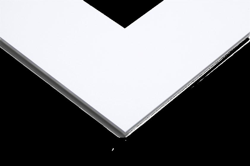 Polar White Mat