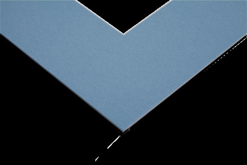 Soft Blue Mat