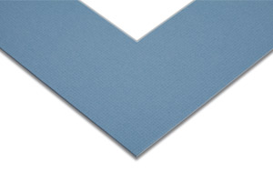 Soft Blue Mat