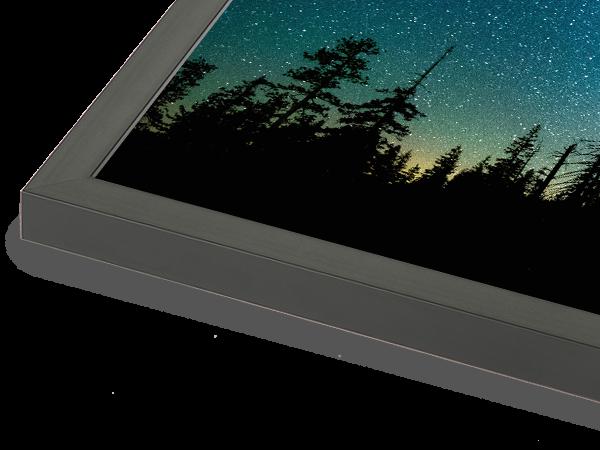 Metal Box DarkPewter Frame