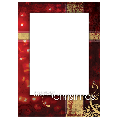 Holiday Flat or Folded Cards Design 003