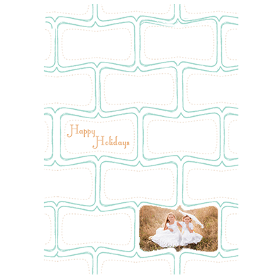 Holiday Flat or Folded Cards Design 010