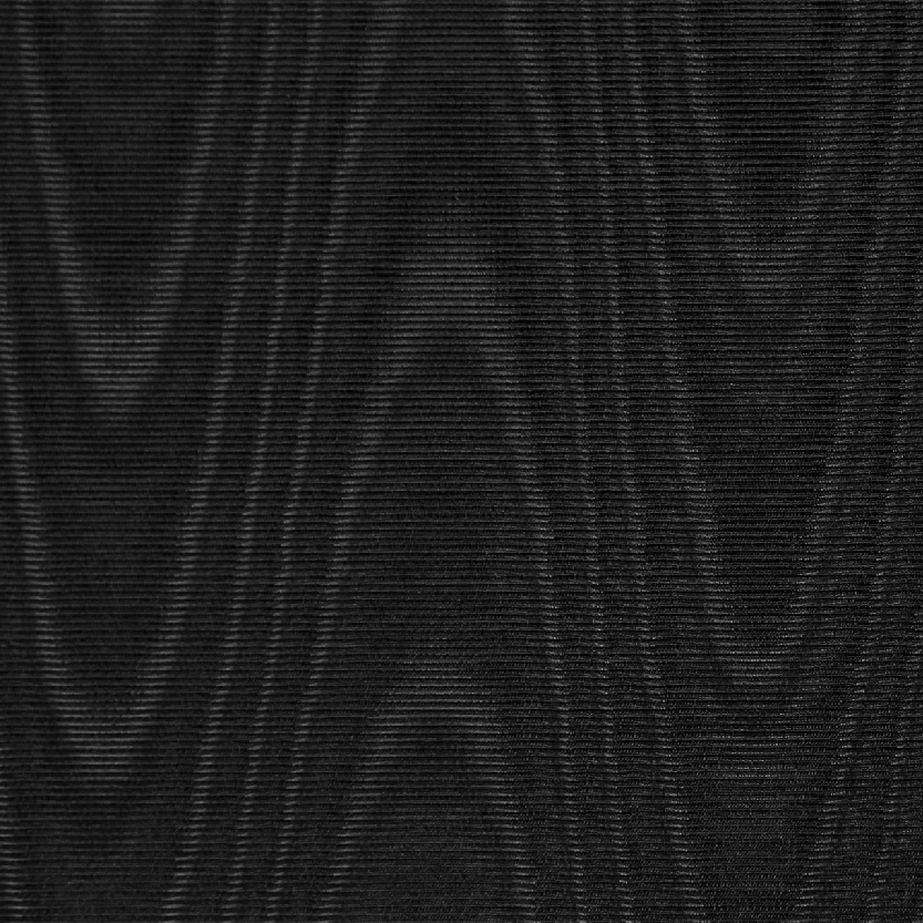 Black Moire Premium Fabric Custom Box Cover