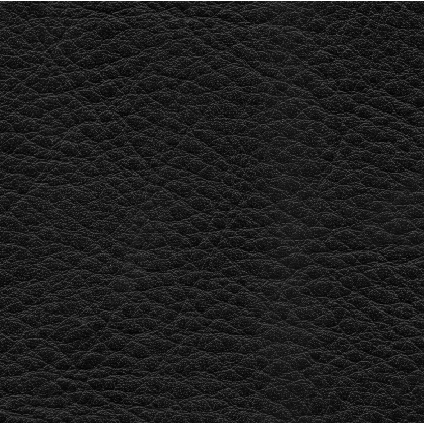 Jet Black Deluxe Leather for Mosaic & Tuscany Album