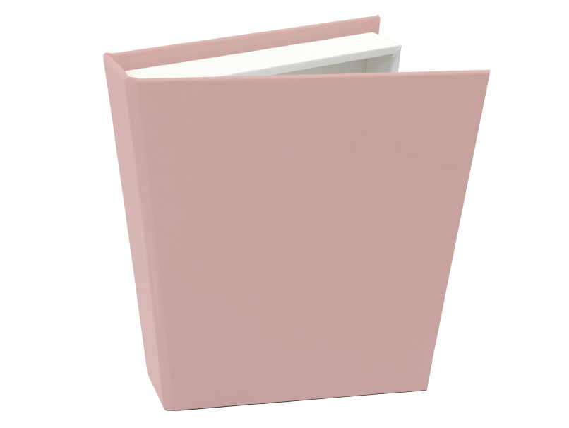 Light Pink Fabric - 15 Fabric Covers for Folio Image Box