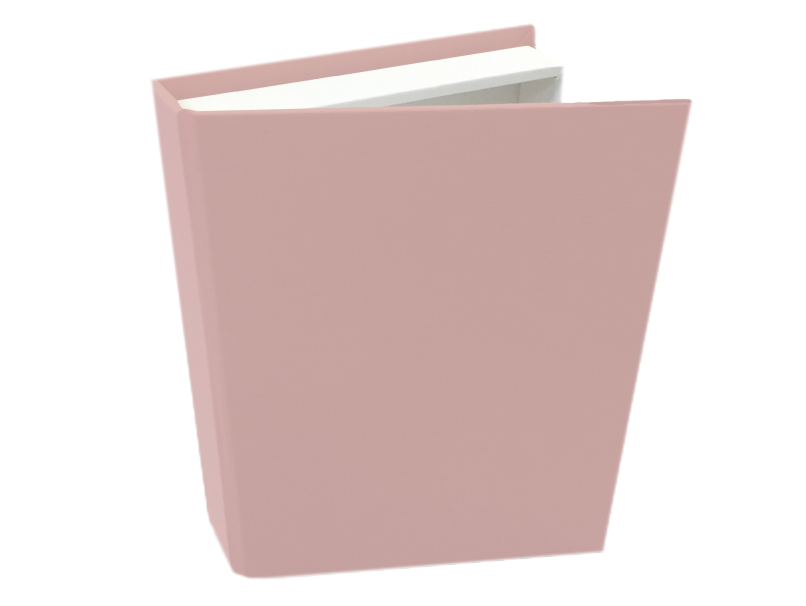 Light Pink Fabric - 15 Fabric Covers for Box